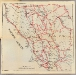thumbs historic map sonoma marin lake napa counties by george w blum 1896 Explore Your Watershed
