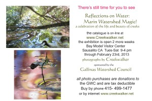 ROW reminder 300x200 Reflections on Water Photography Exhibit ENDS FEB 23