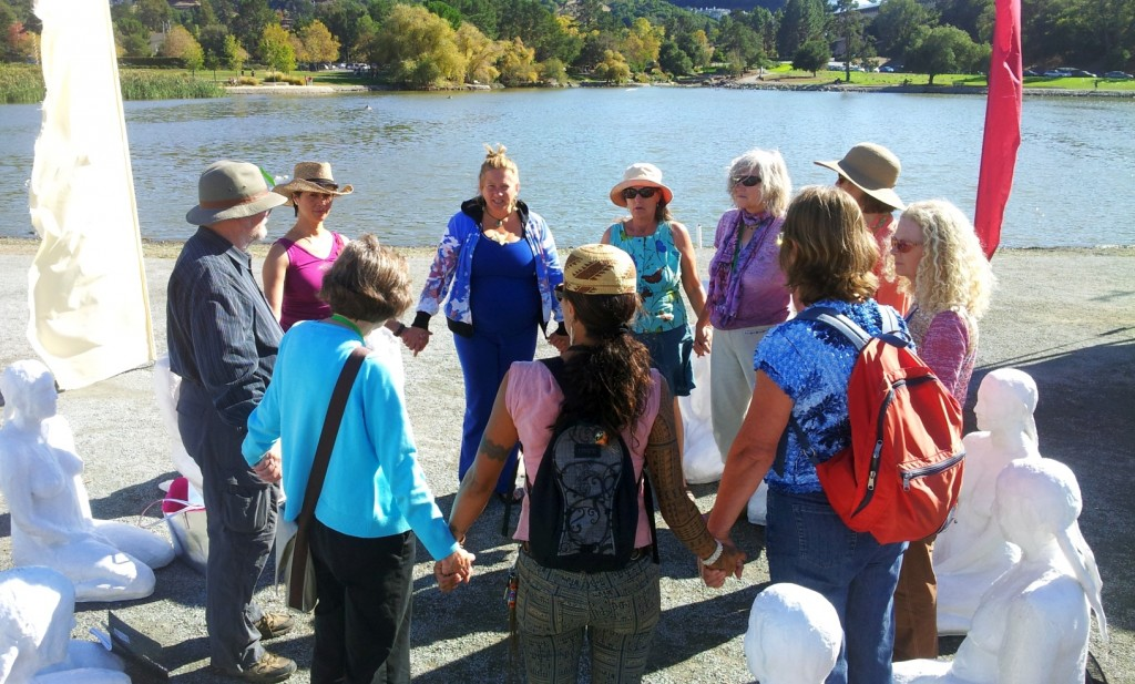 Civic Center Lagoon Project Launch at Bioneers Conference