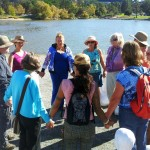 Civic Center Lagoon Prject Launch at Bioneers Conference