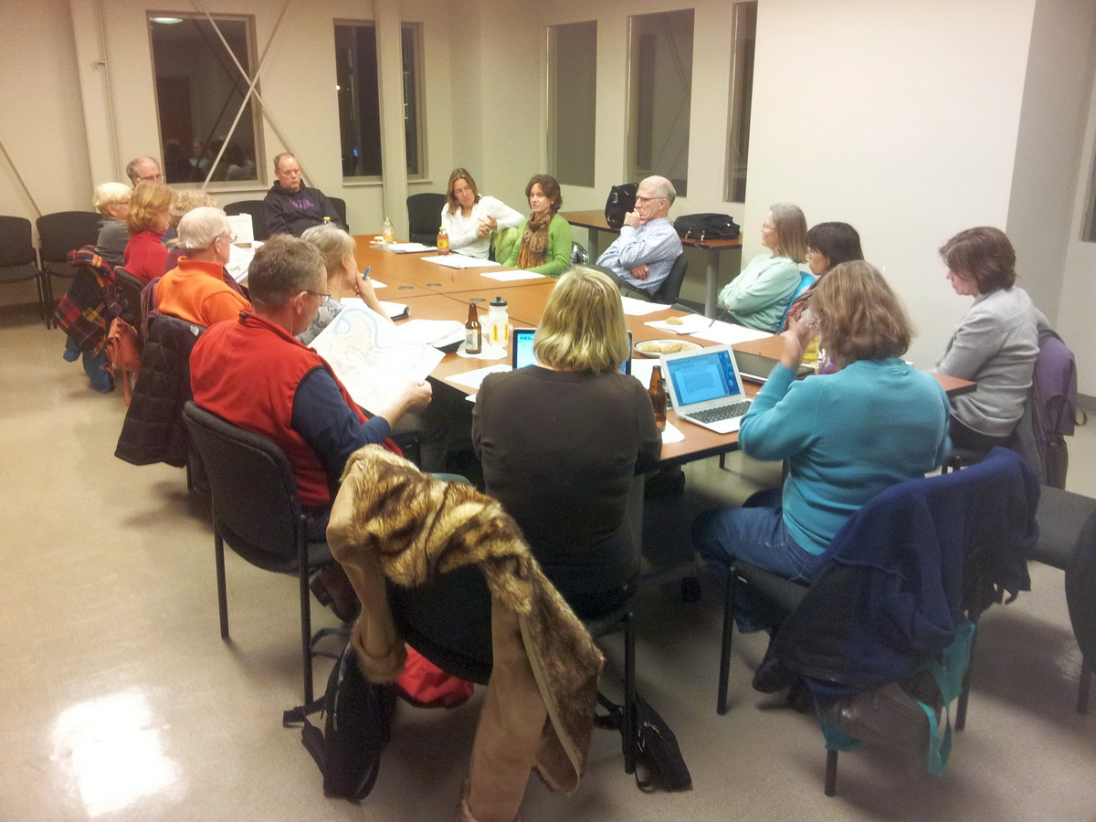 March 1 GWC Board Meeting