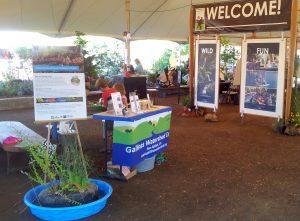 Marin County Fair 2016 GWC Booth