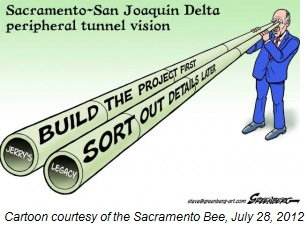 Twin Tunnels For The Delta? No Thanks!
