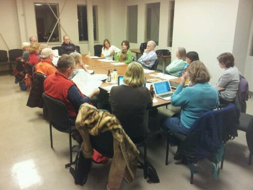 Nov 1 GWC Board Meeting