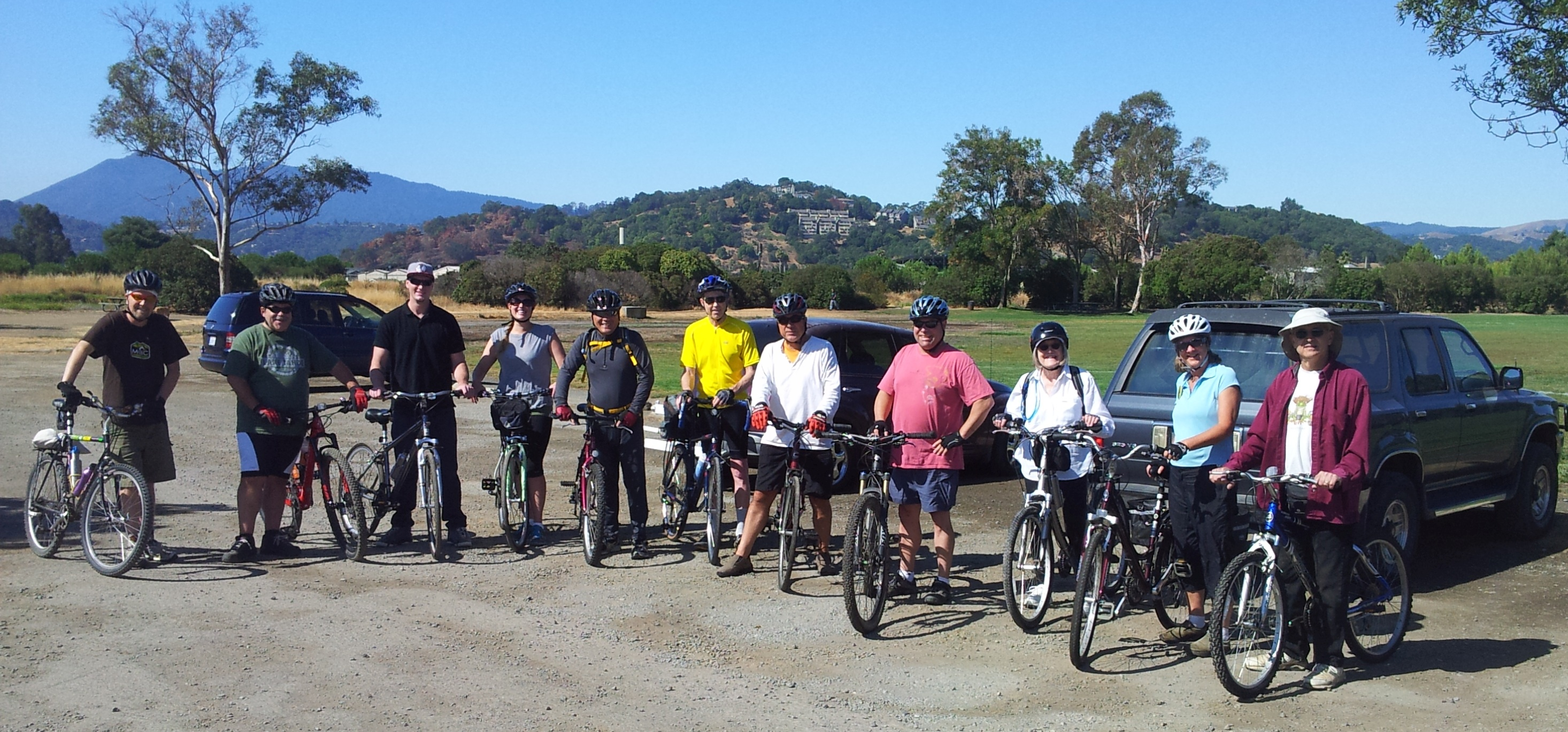 "August 12: GWC Bicycle Tour ""Bike the Watershed VII"""