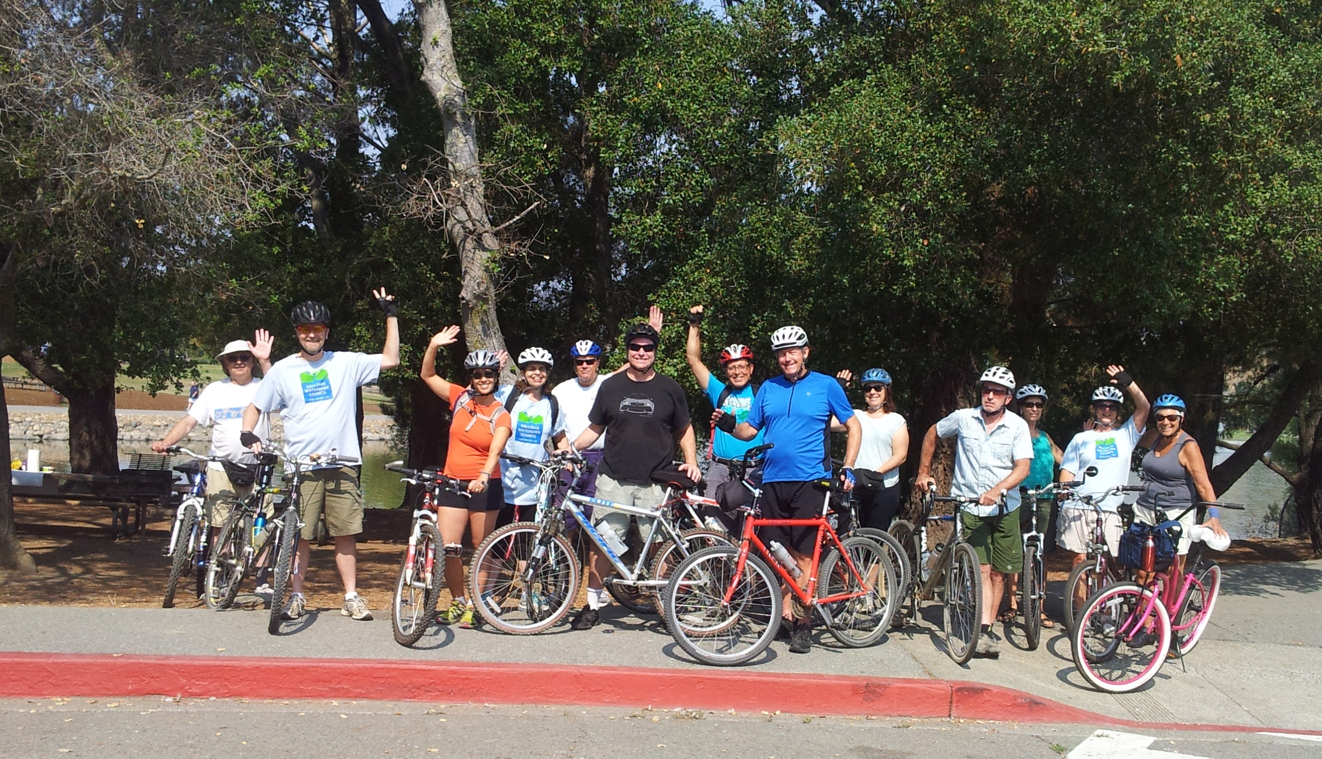 Bike the Watershed 5: 5th Annual GWC Bicycle Tour