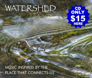 Watershed Music CD