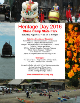 China Camp Heritage Day 2016