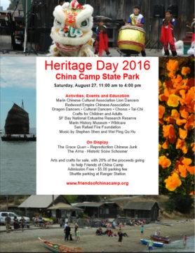 China Camp Heritage Day 2016