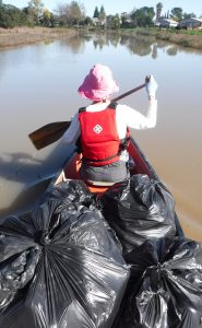 Gallinas Creek Cleanup