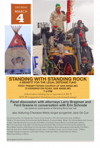 Standing with Standing Rock - A Benefit for the Legal Defense Fund