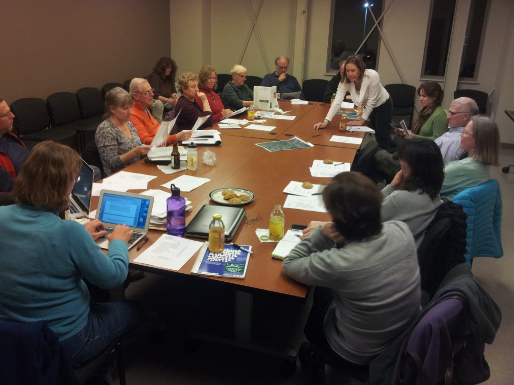 August 2 GWC Board Meeting