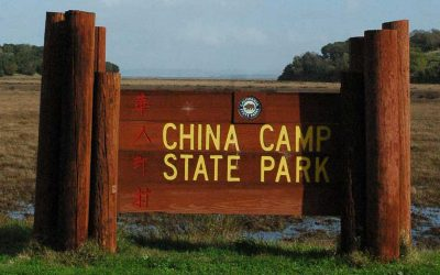 Sept. 6 Friends of China Camp Exec Director talk at GWC Meeting