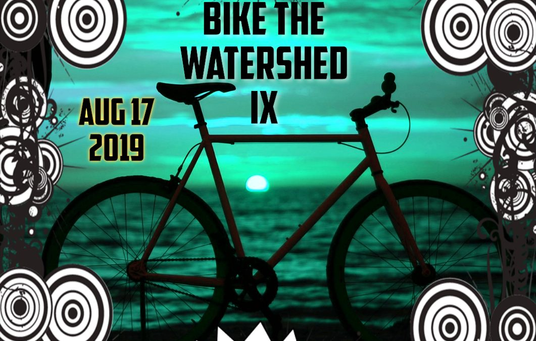 "CANCELLED: Bicycle Tour ""Bike the Watershed IX"""