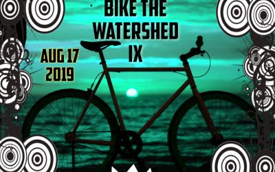 "August 17 2019: Bicycle Tour ""Bike the Watershed IX"""