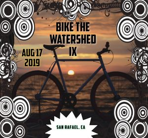 Bike The Watershed IX bicycle ride