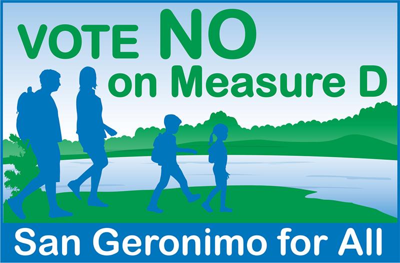 Vote NO on D: March 2020 Ballot